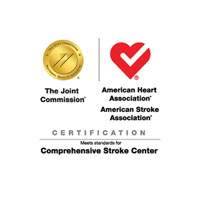 comprehensive stroke center certificate